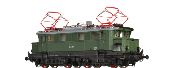 Electric Locomotive E44w DB