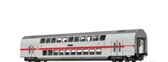 TWINDEXX Vario® IC2-Double-Deck Middle Waggon, 1st class DB AG