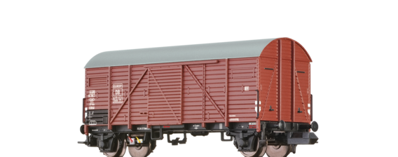 "Covered Freight Car Gmhs 35 ""EUROP"" DB"
