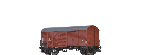 Covered Freight Car Gmhs 35 DB
