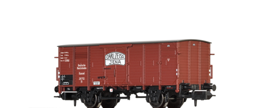 "Covered Freight Car G Kassel ""Zeiss"" DRG"