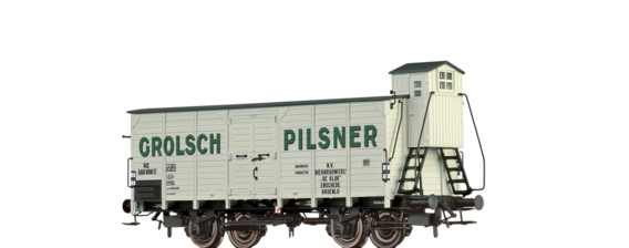 "Beer Car ""Grolsch Pilsener"" NS"