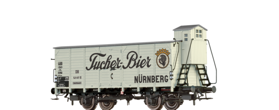 "Beer Car G10 ""Tucher Bier"" DB"