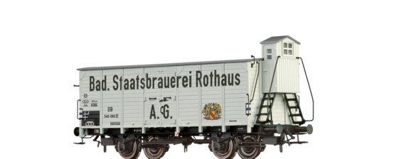 "Beer Car G10 ""Rothaus"" DB"