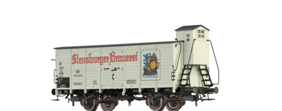 "Beer Car G10 ""Flensburger"" DB"
