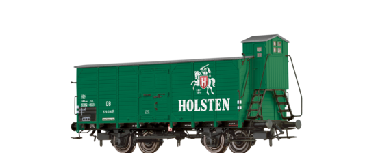 "Beer Car G10 ""Holsten Bier"" DB"