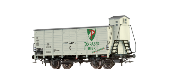 "Beer Car G10 ""Pyraser Bier"" DB"