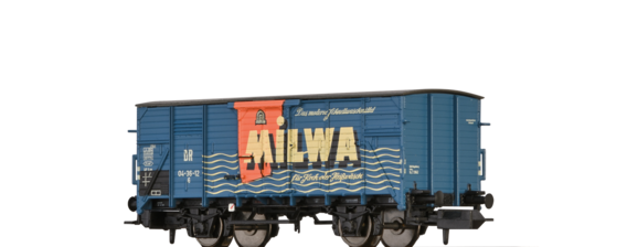 "Covered Freight Car G ""Milwa"" DR"