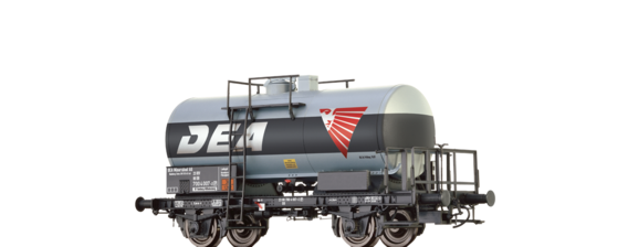 "Tank Car 2-axle Z [P] ""DEA"" DB"