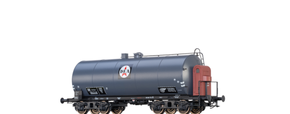 "Tank Car ZZ [P] ""DEA"" DR Brit-US-Zone"