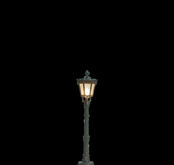 LED-Parklaterne Stecksockel #NEU in OVP## BRAWA 84022 Spur HO