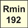 Mindestradius 192 mm
