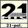 21 polig, neu
