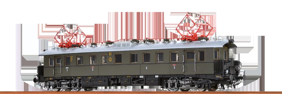 """Brawa 44142 Elektrotriebwagen ET 89 der DRG (""""Rübezahl"""")"""