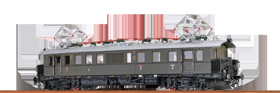 Brawa Elekrotriebwagen ET89 der DRG