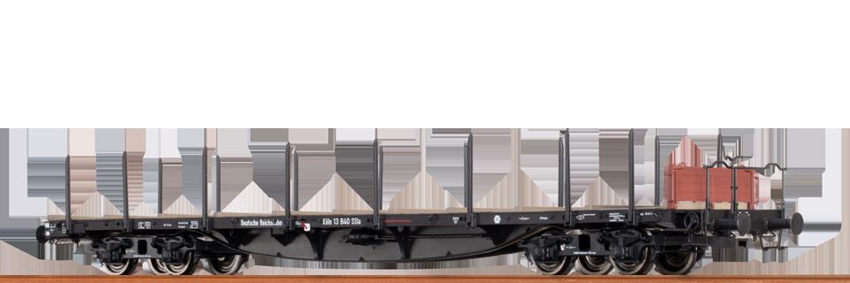 Rail Car SSlma 44 DRG