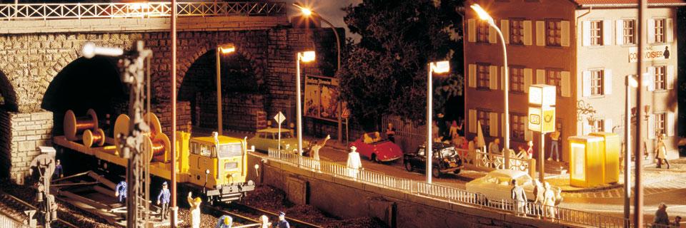 Lamps brawa modelleisenbahn modellbahn zubeh r spur for Leuchten replica